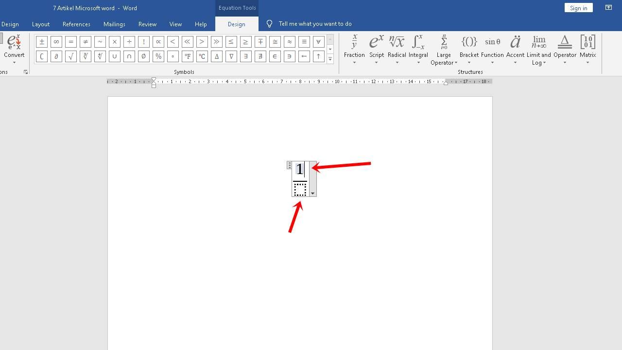 Cara Membuat Per Di Word3